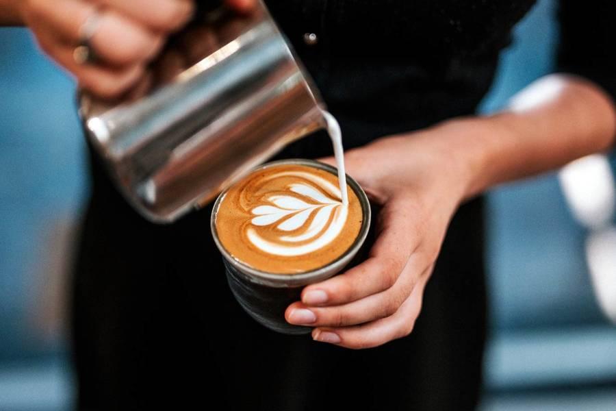бариста и кофе